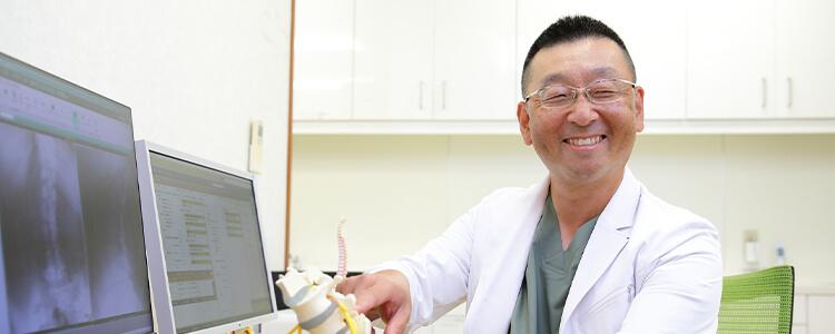 日本整形外科学会専門医による 丁寧な診療